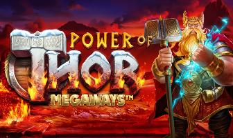 Pragmatic Play - Power of Thor Megaways™