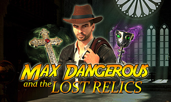 Red Rake - Max Dangerous and the Lost Relics