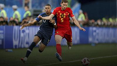 Belgica vs França