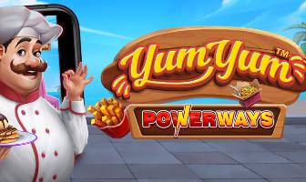 PragmaticPlay - Yum Yum PowerWays