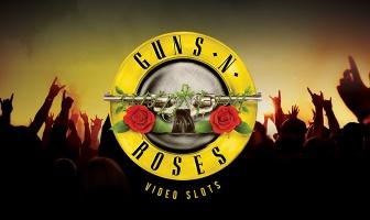 NetEnt - Guns N' Roses Video Slots