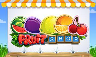 NetEnt - Fruit Shop