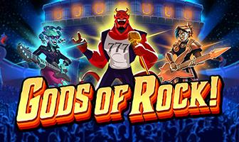 Thunderkick - Gods of Rock!