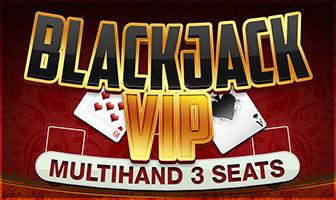 G1 - Blackjack Multihand 3 Seats VIP
