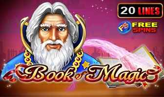 EGT - Book of Magic