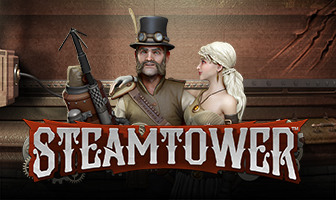 NetEnt - Steam Tower