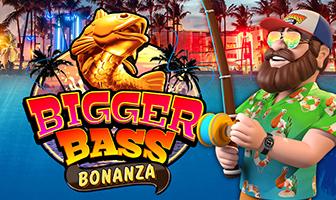 PragmaticPlay - Bigger Bass Bonanza
