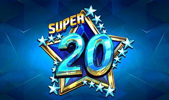 Red Rake - Super 20 Stars