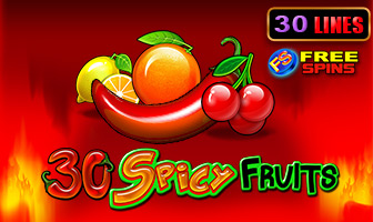EGT - 30 Spicy Fruits
